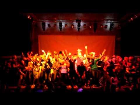 Helia - Alejandro (Lady GaGa cover)(live in Minsk 27/10/2011)