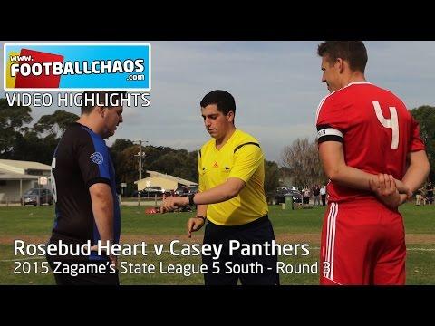 2015 FFV Rd 03 - Rosebud Heart v Casey Panthers