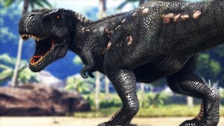 T-REX FOGÁS!! ARK SURVIVAL EVOLVED
