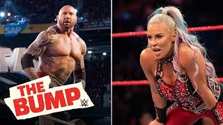 Batista and Dana Brooke are going on a date: WWE's The Bump, Dec. 4, 2019