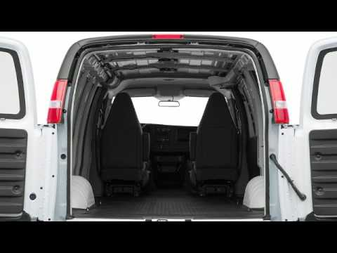 2017 Chevrolet Express Video
