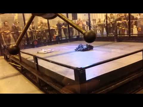 The 2014 UK FW Championships – 3rd Place Playoff: Defector vs Rango
