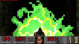 Ultimate Doom The Way id Did (Doomworld Ironman League)