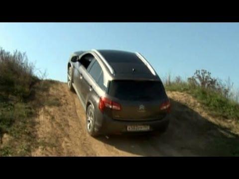 2012 Citroen C4 Aircross / Тест-драйв