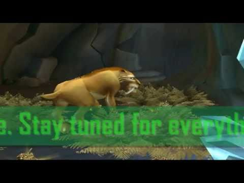 Ice Age 2: The Meltdown Game Presentation - Test 1 ( 1080p HD )