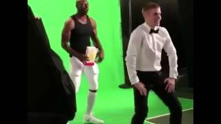 Justin Bieber T-Mobile Behind The Scenes