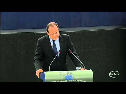 Hollande on the future of the European Union -- full speech