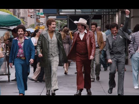 Official Anchorman 2 Trailer