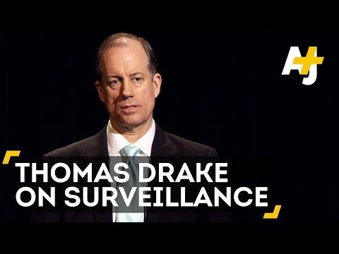 NSA Whistleblower Thomas Drake On Government Surveillance
