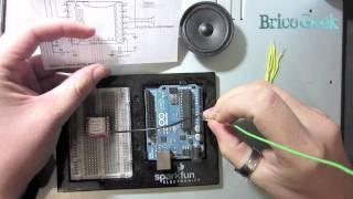 Tutorial Arduino: Audio y reconocimiento de voz (SOMO14D)