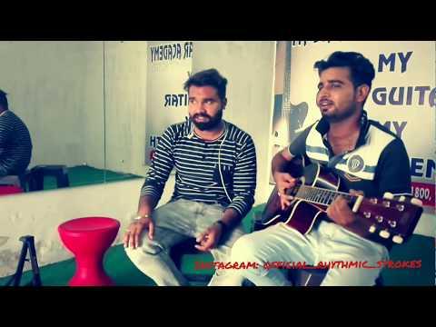 """Rajat & Rhythmic Nikkhil's """"Sufiana Melody"""" By Rhytmic Strokes"""