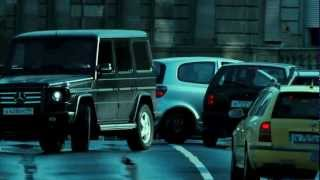 Mercedes G Vagon | A Good Day to Die Hard | Knock Knock