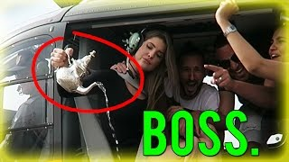 IT WAS SO DANGEROUS! | Amanda Cerny ft. Red One
