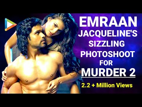 Sizzling hot Jacqueline & Emraans photoshoot for Murder 2