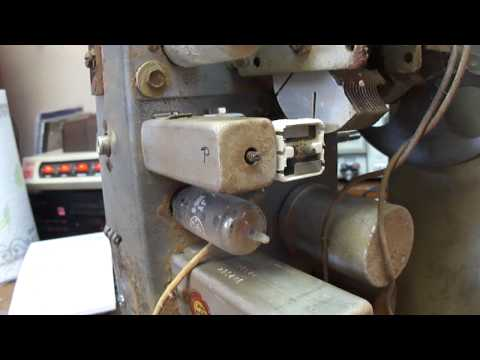 1950 Truetone AM/FM tube type radio chassis repair process