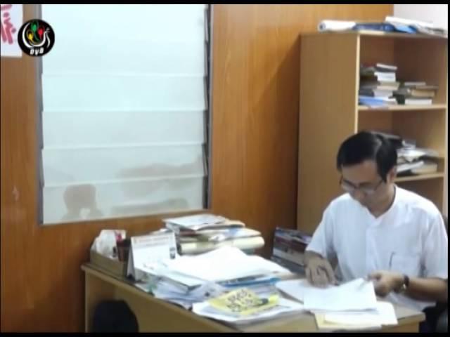DVB - တပ္မေတာ္အေနနဲ႔ ျငိမ္းခ်မ္းေရးကုိ အမွန္တကယ္လုိလားမႈ ရွိ၊ မရွိ