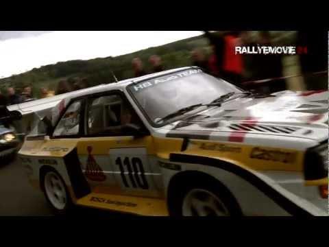 Eifel Rallye Festival 2011 Shakedown