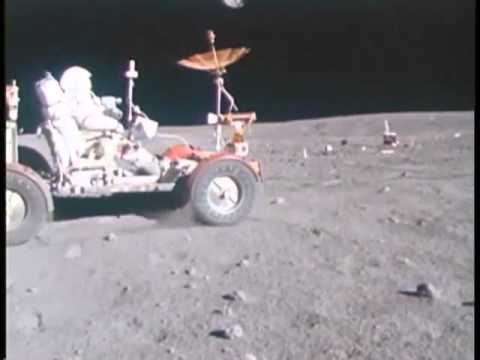 "Apollo 16 - LRV ""Grand Prix"" - Rover"