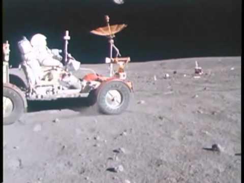 Apollo 16 - LRV Grand Prix - Rover