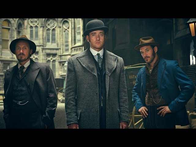 Official Ripper Street Season 3 Trailer - April 29th 10/9c - BBC America
