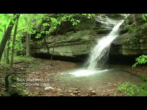 Double Branch Hole Area - Hidden Falls - Shawnee National Forest