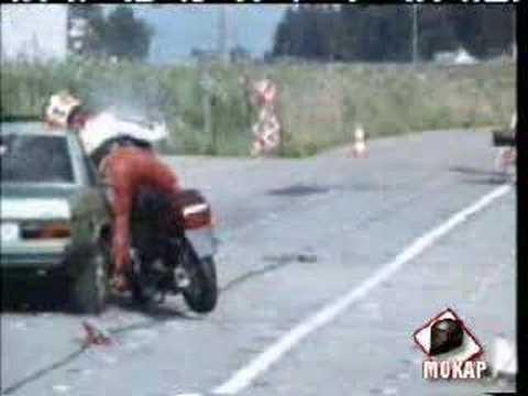 motorsiklet kazaları