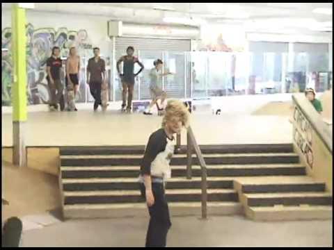 Dominion Skateboard's Josh Swyers Wins Anti-Gravity Tommy K Skate Day 2010