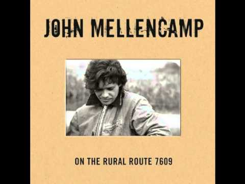 John Mellencamp - Someday The Rains Will Fall