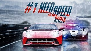 Need For Speed Rivals: Capitulo 8 Honra Entre Ladrões Final Modo Corredor PT-BR