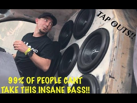 99% OF PEOPLE CANT TAKE THIS INSANE BASS!!