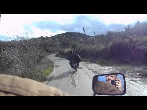 Riding Through the Turkmen Mountains II
