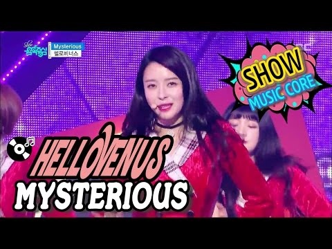 download lagu Comeback Stage HELLOVENUS - Mysterious, gratis