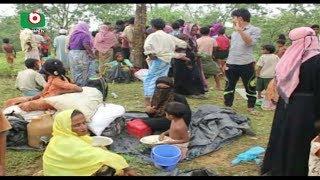 Cox bazar Rohinga Crisis |  Shahanaj | 08Sep17