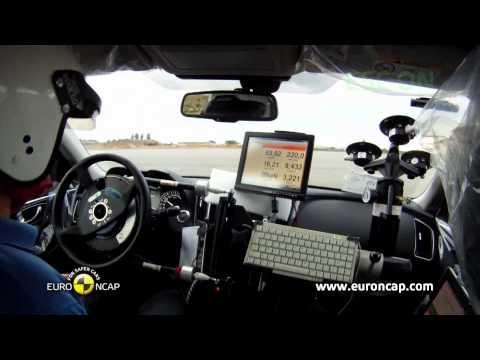 Euro NCAP | Infiniti Q50 | 2013 | Электронный контроль устойчивости