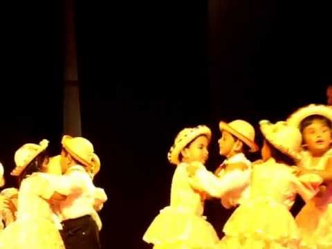 Vilina's First Performance On  Ya Ya Maya Ya Goa Song video