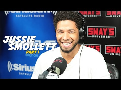 Jussie Smollett Interview on Sway In The Morning Part 1