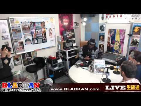 Kimba & Ryan exclusive interview on Blackan Radio Japan. キンバ & ライアンの独占インタビュー