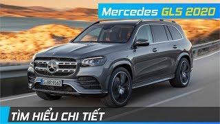 Mercedes GLS 2020 | Đánh giá S Class Gầm Cao, Đối Thủ Của BMW X7 | XE24h
