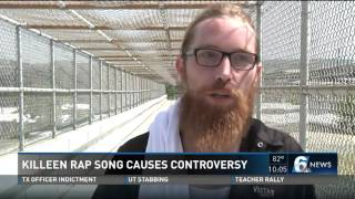 Killeen rap song causes controversy