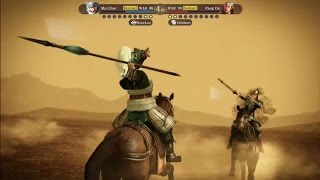 Romance of the Three Kingdoms 13 English - Lu Bu Custom Campaign Part 5 - The Lord of Xi Liang