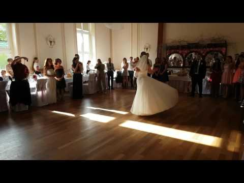 Pierwszy Taniec Aleksandra I Konrad - Iris - Goo Goo Dolls #first Wedding Dance