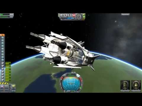 Jef Space Program - Mission 30 (Titan, To Be Continued Later ...)
