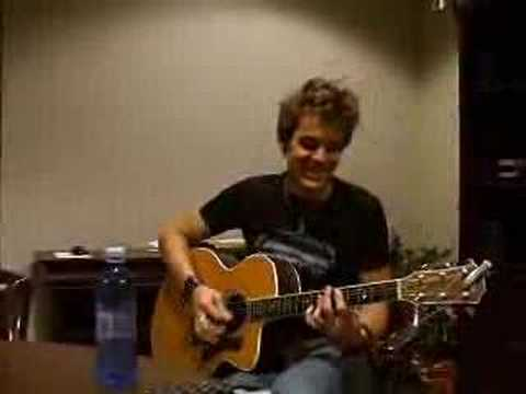 Tyler Hilton - Let Me Love You