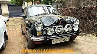 1996 Modified Hindustan Ambassador in Black