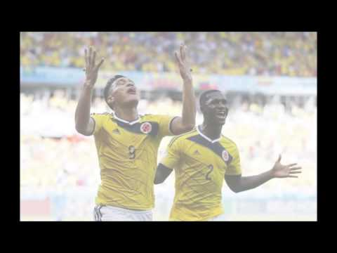 Colombia vs. Greece [3-0] (World Cup 2014) -- Highlights and Statistics