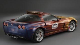 CHEVROLET Corvette Z06 Daytona 500 Pace Car (2006)