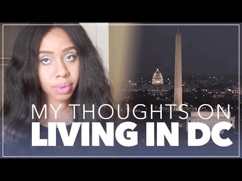 On Living in Washington, DC...It Sucks
