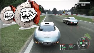Project CARS Online - Trolling Brakes (I'm not trolling the race)
