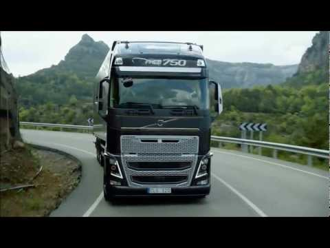 New Volvo FH series