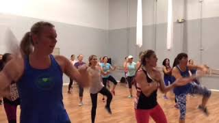 I like it Like That LIVE Zumba with Paige B